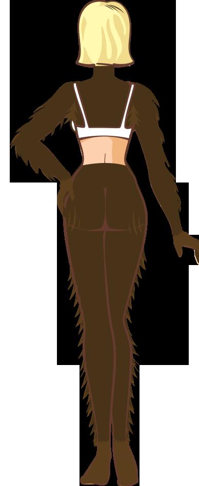Lower Back Waxing